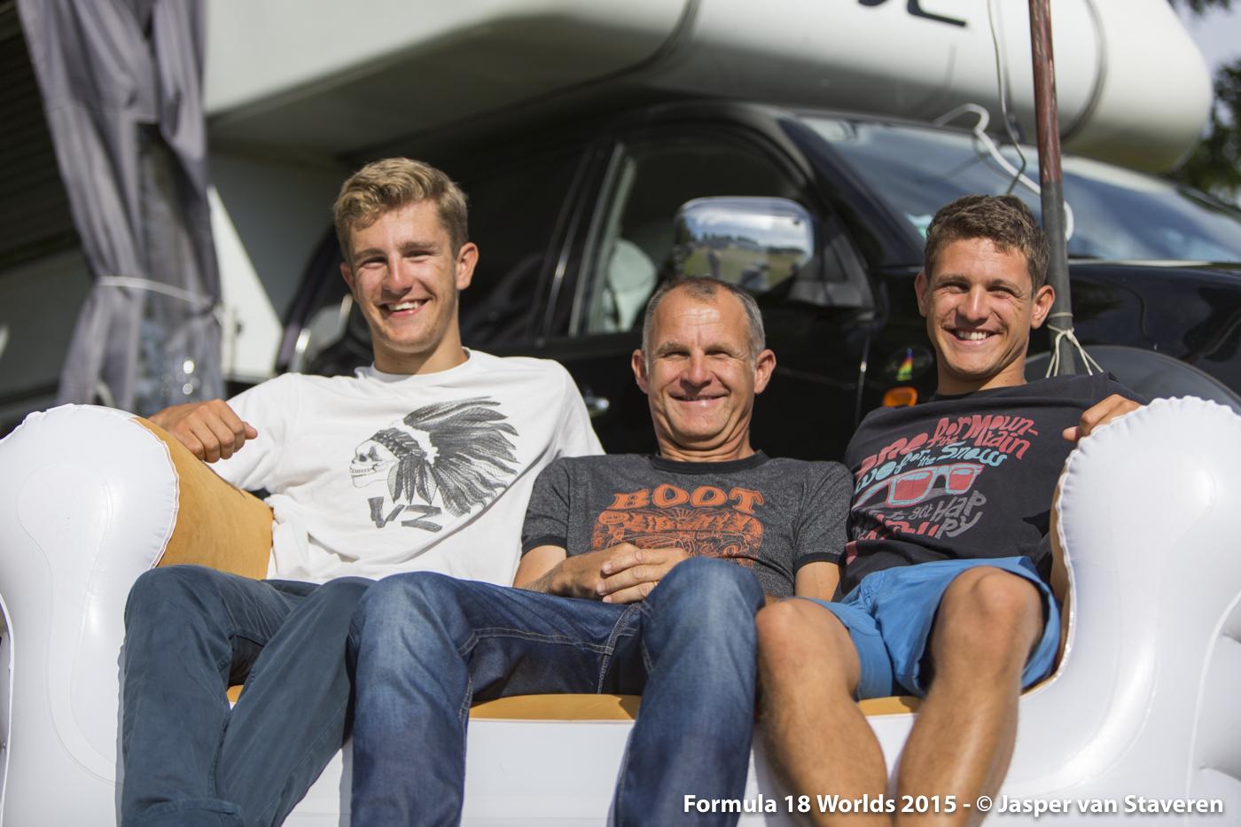 F18 Worlds 2015 - 11-07-2015 (Kiel - Germany)-6954