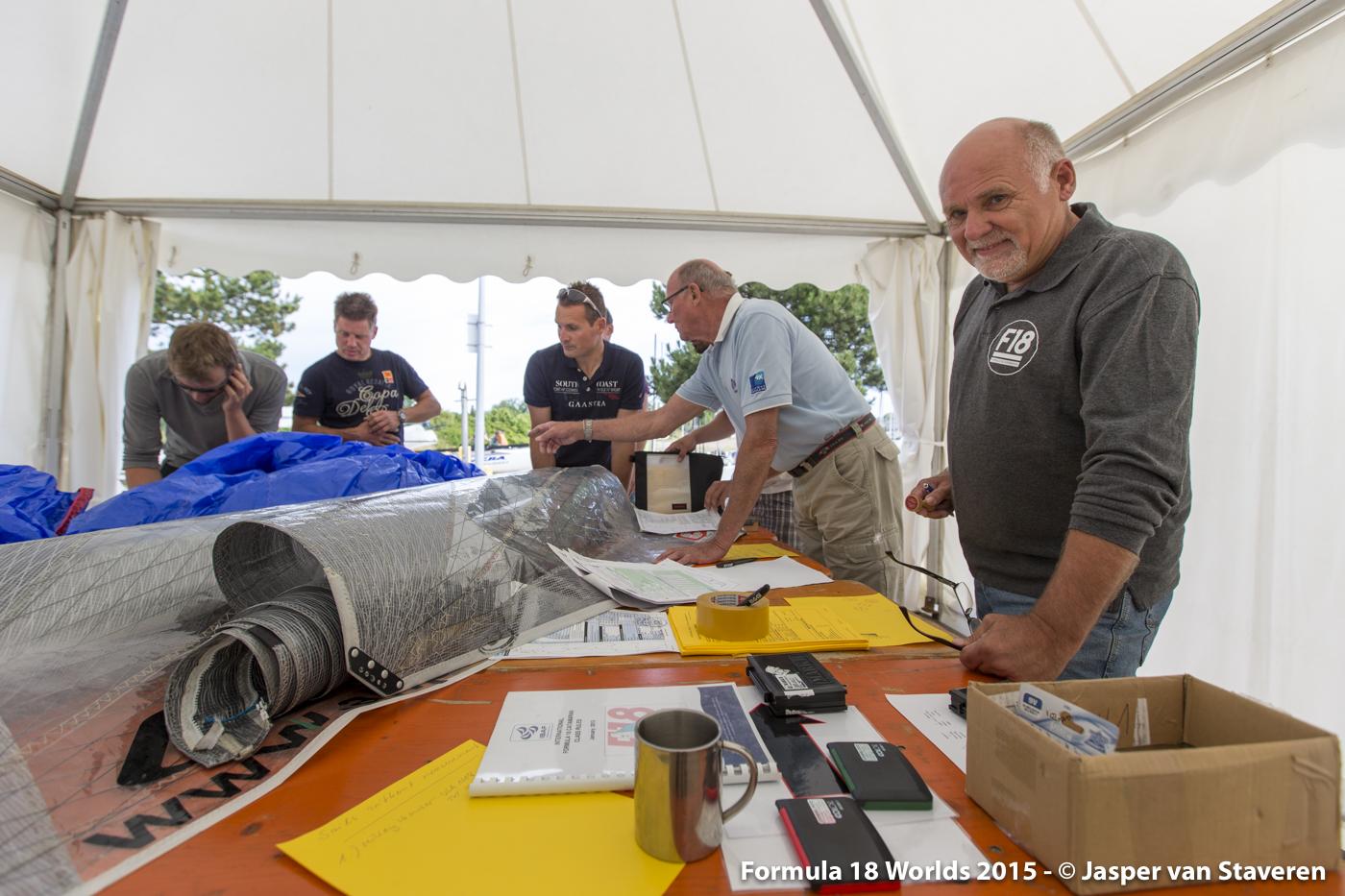 F18 Worlds 2015 - 11-07-2015 (Kiel - Germany)-7003