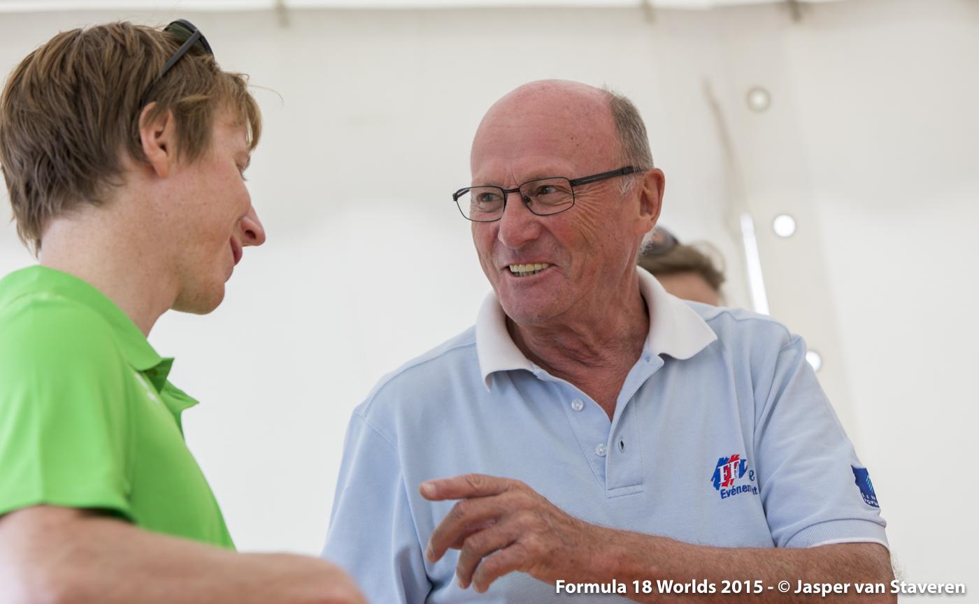 F18 Worlds 2015 - 11-07-2015 (Kiel - Germany)-7037