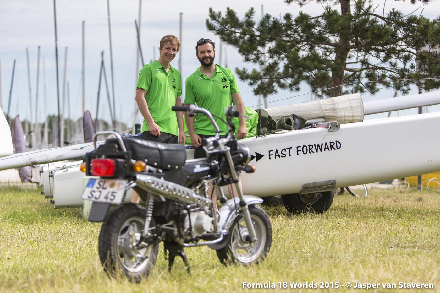F18 Worlds 2015 - 11-07-2015 (Kiel - Germany)-7083