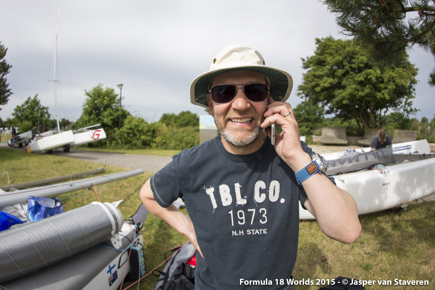 F18 Worlds 2015 - 11-07-2015 (Kiel - Germany)-7089