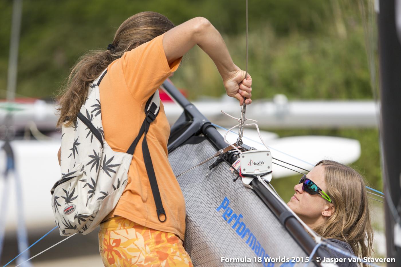 F18 Worlds 2015 - 11-07-2015 (Kiel - Germany)-7096