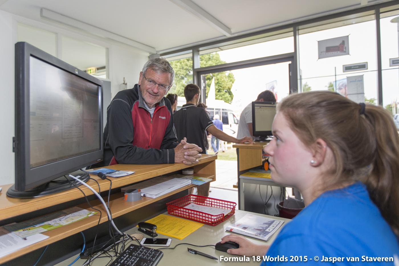 F18 Worlds 2015 - 11-07-2015 (Kiel - Germany)-7110