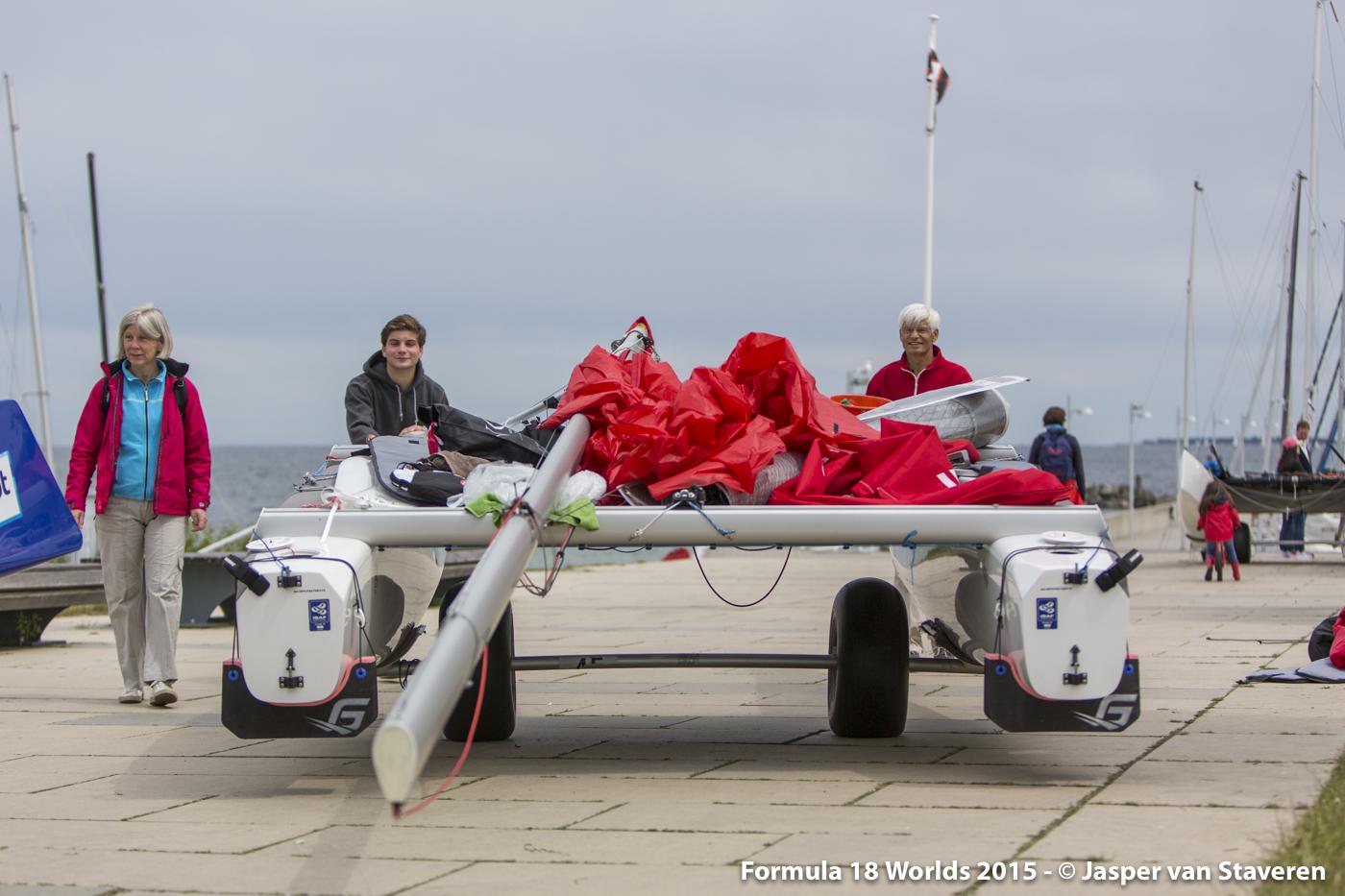 F18 Worlds 2015 - 11-07-2015 (Kiel - Germany)-7127