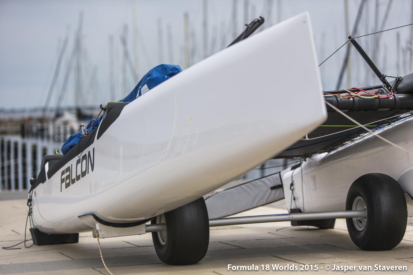 F18 Worlds 2015 - 11-07-2015 (Kiel - Germany)-7132