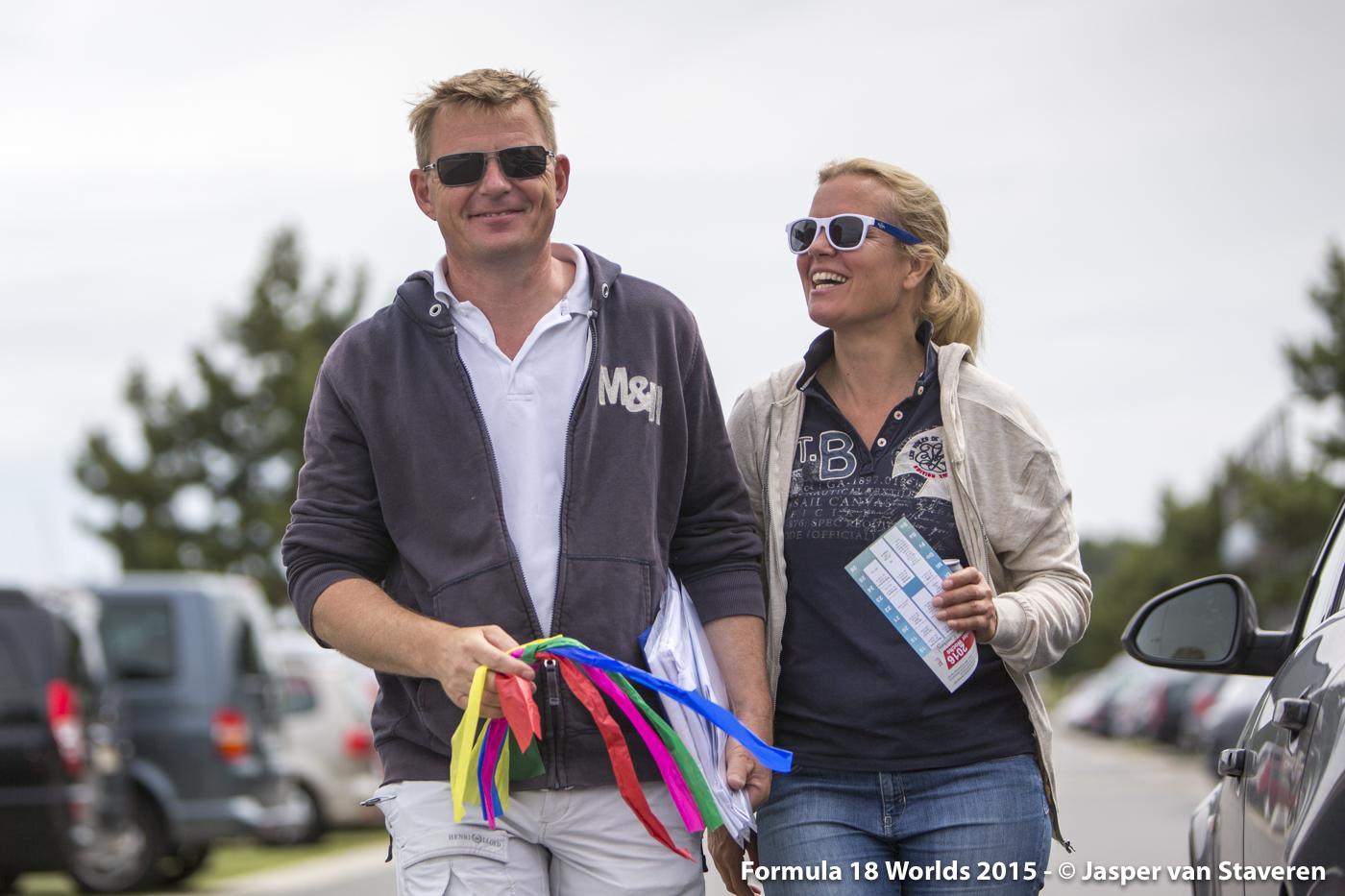 F18 Worlds 2015 - 11-07-2015 (Kiel - Germany)-7150