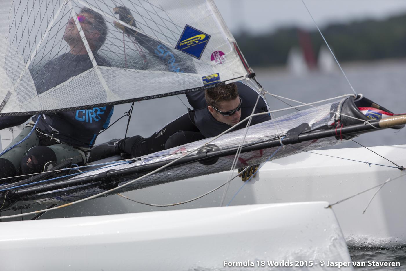 F18 Worlds 2015 - 11-07-2015 (Kiel - Germany)-7416