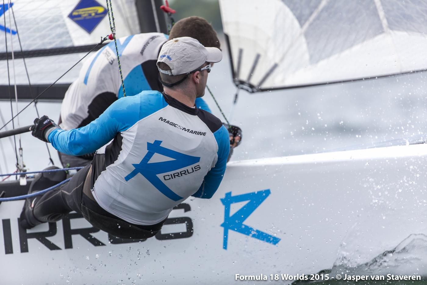 F18 Worlds 2015 - 11-07-2015 (Kiel - Germany)-7433