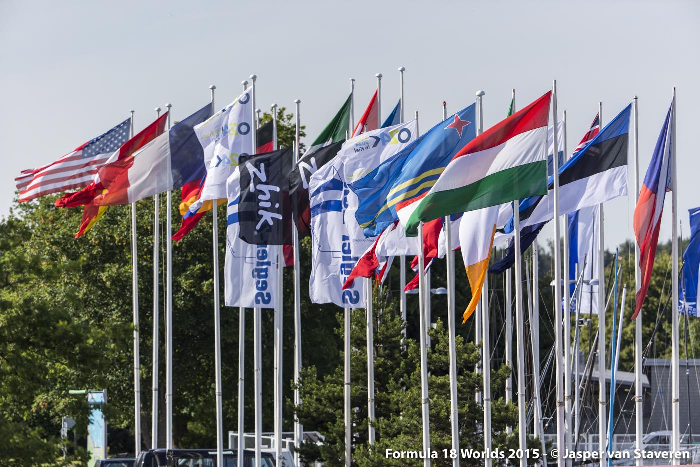F18 Worlds 2015 - 11-07-2015 (Kiel - Germany)-7556