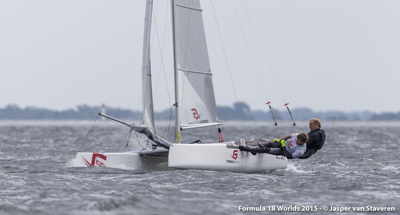 F18 Worlds 2015 - 12-07-2015 (Kiel - Germany)-7664