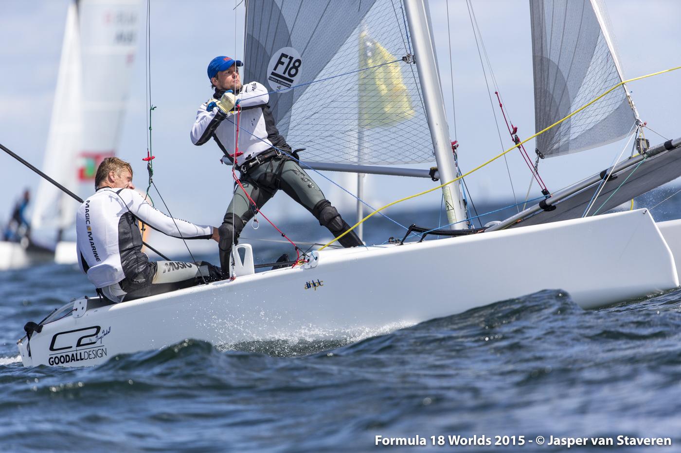 F18 Worlds 2015 - 15-07-2015 (Kiel - Germany)-1239