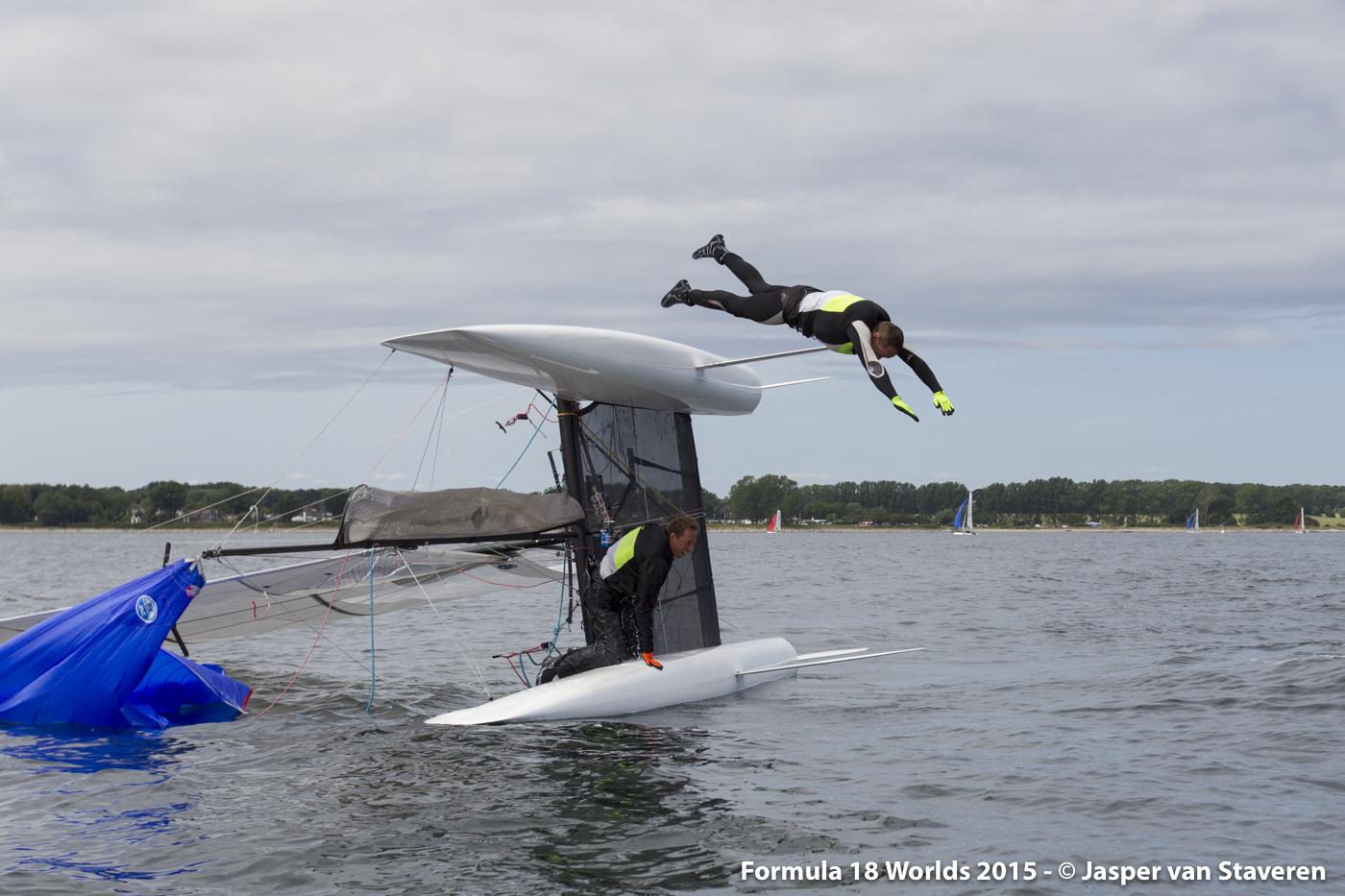 F18 Worlds 2015 - 16-07-2015 (Kiel - Germany)-7073