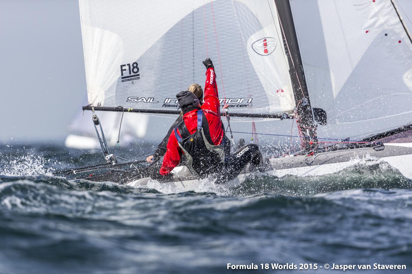 F18 Worlds 2015 - 17-07-2015 (Kiel - Germany)-4545