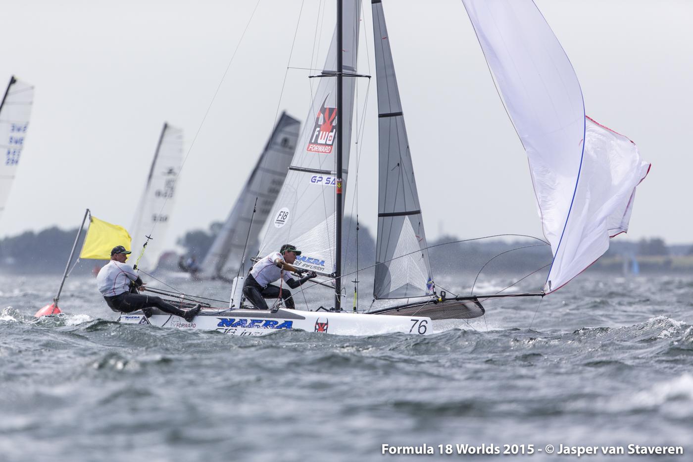 F18 Worlds 2015 - 17-07-2015 (Kiel - Germany)-4716