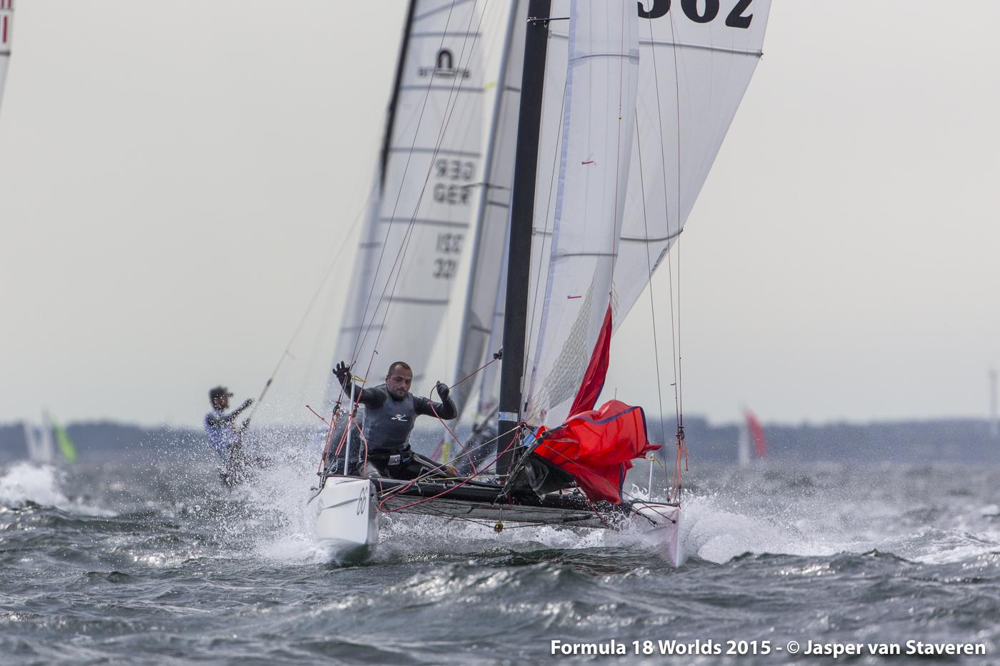 F18 Worlds 2015 - 17-07-2015 (Kiel - Germany)-4806