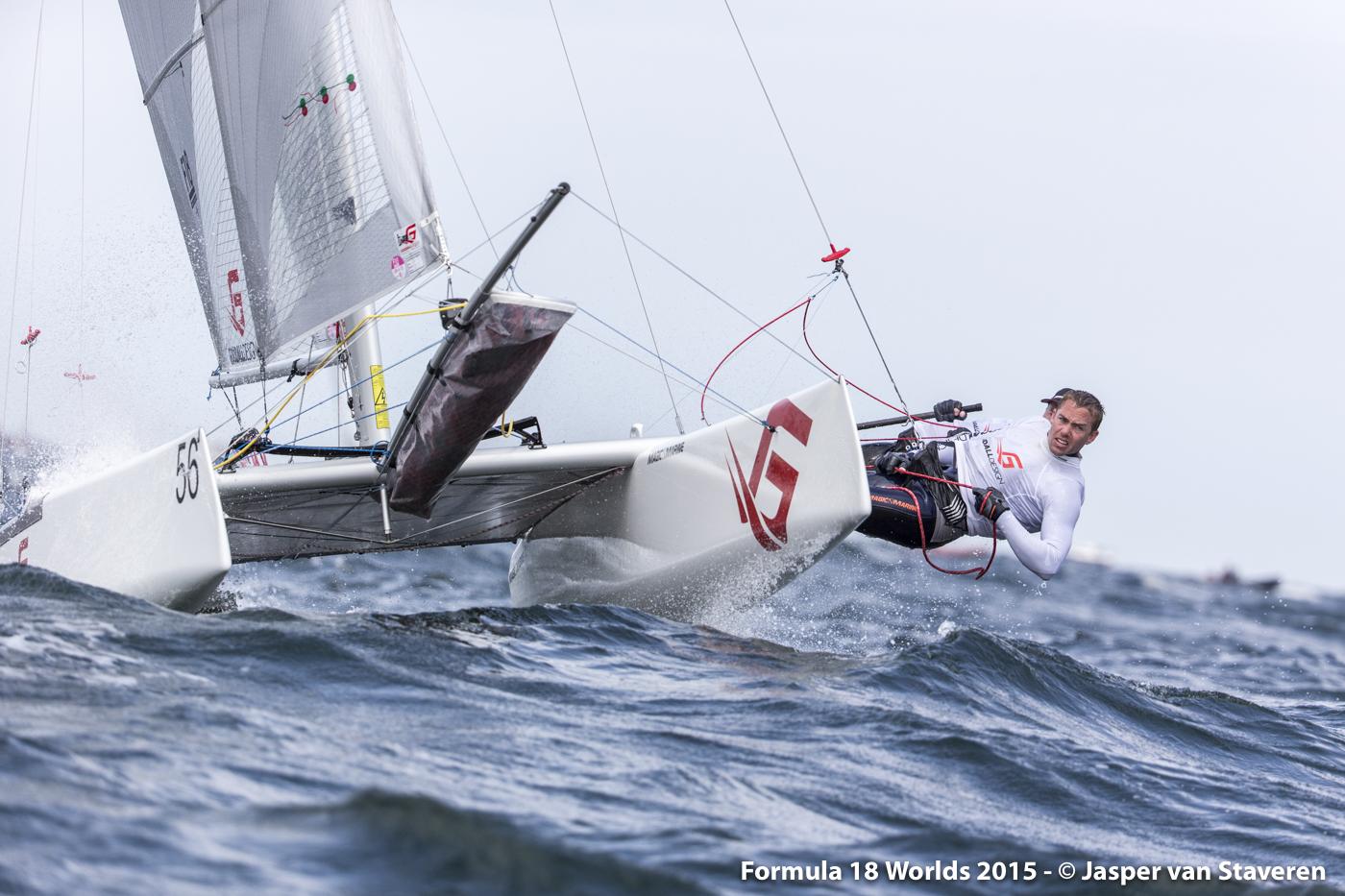 F18 Worlds 2015 - 17-07-2015 (Kiel - Germany)-5370