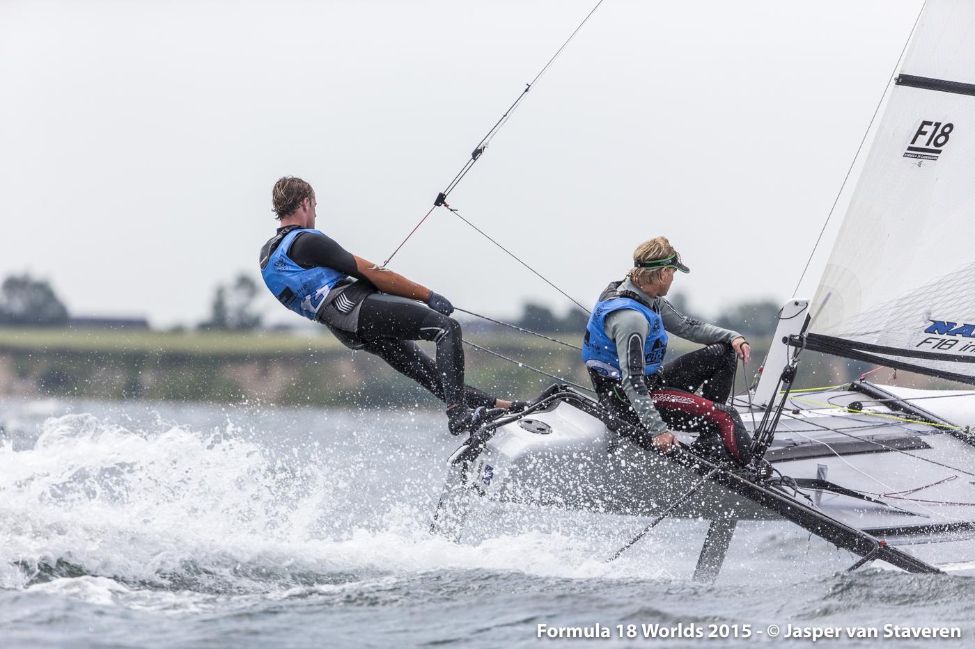 F18 Worlds 2015 - 17-07-2015 (Kiel - Germany)-5549