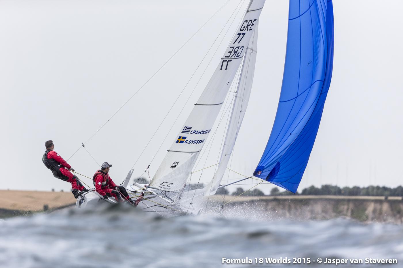F18 Worlds 2015 - 17-07-2015 (Kiel - Germany)-5634