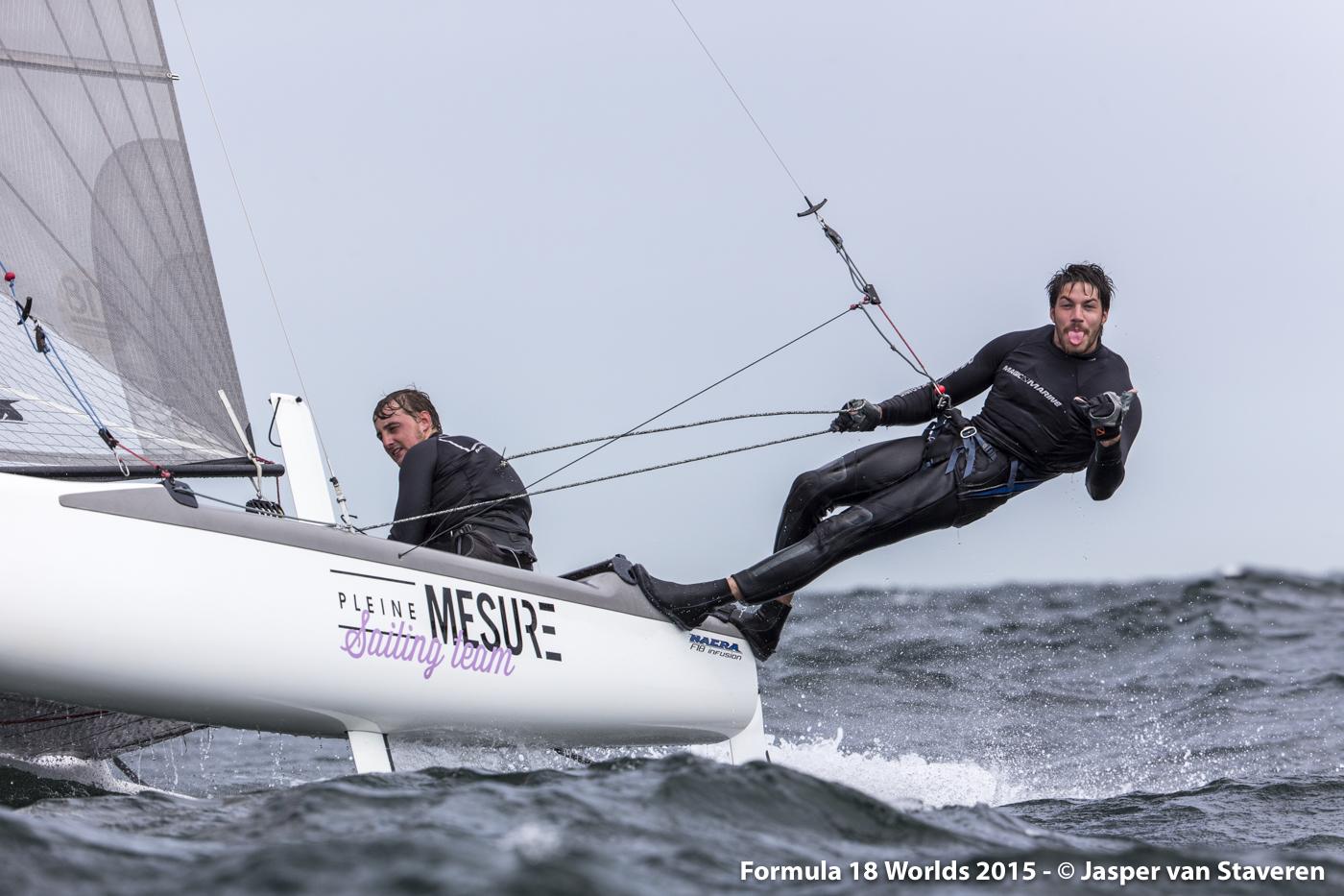 F18 Worlds 2015 - 17-07-2015 (Kiel - Germany)-5641