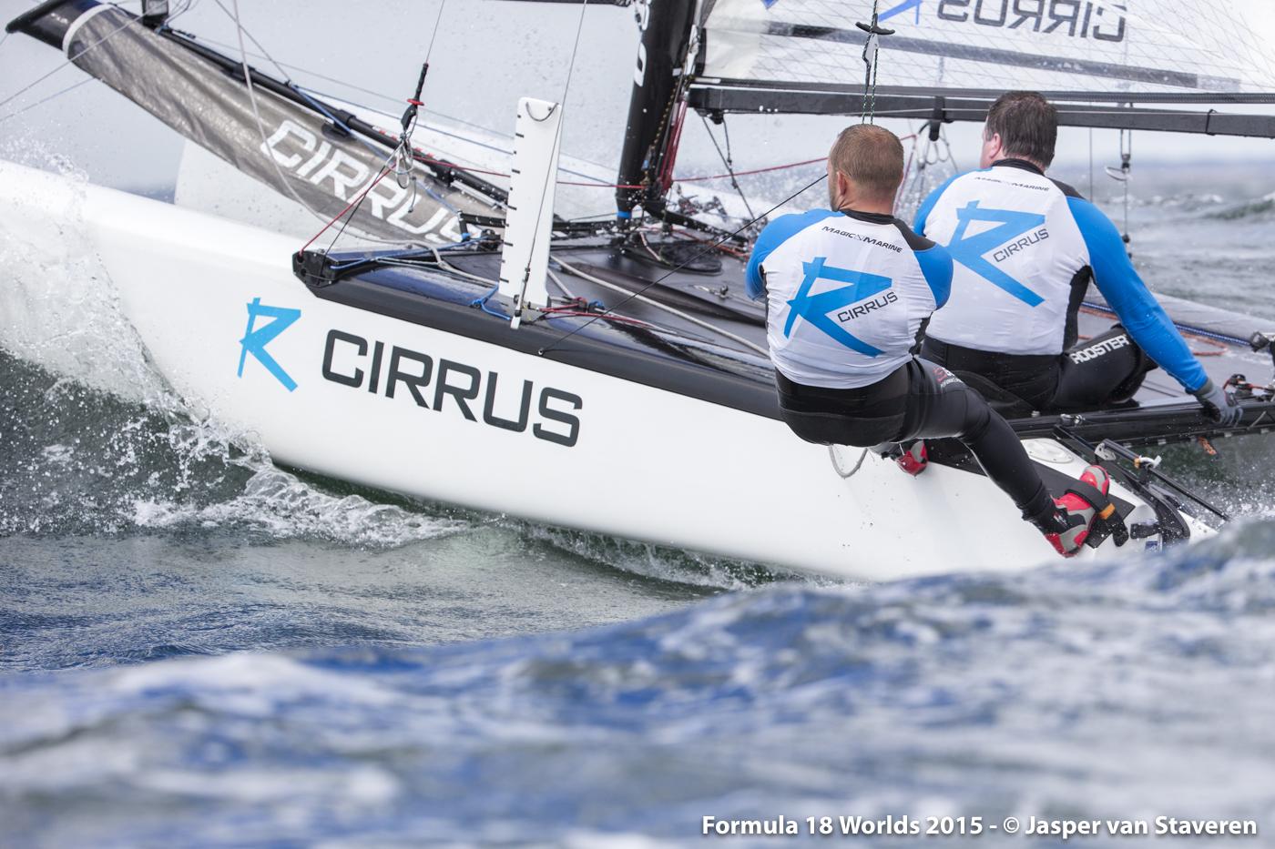 F18 Worlds 2015 - 17-07-2015 (Kiel - Germany)-5682