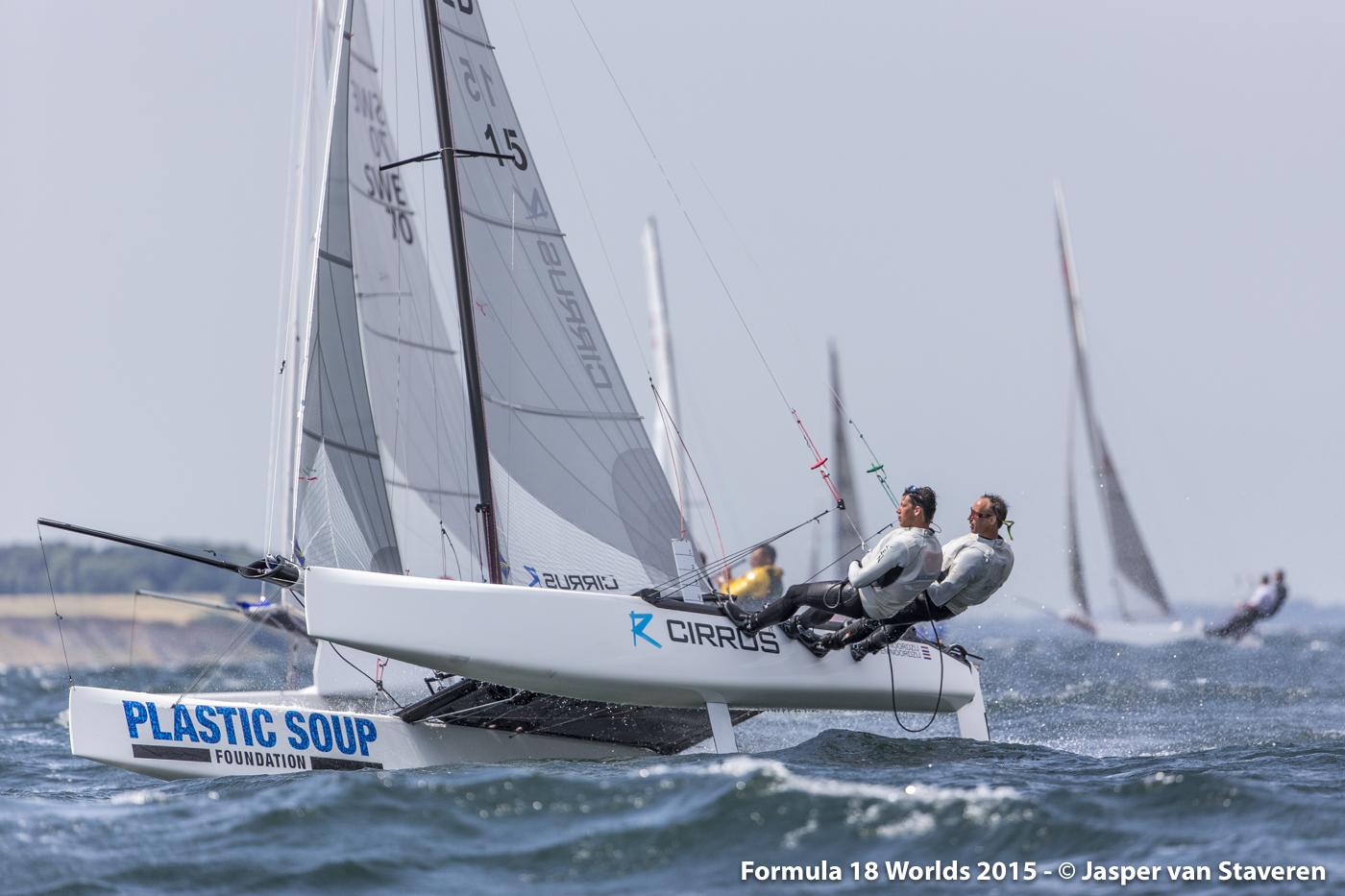 F18 Worlds 2015 - 17-07-2015 (Kiel - Germany)-5756