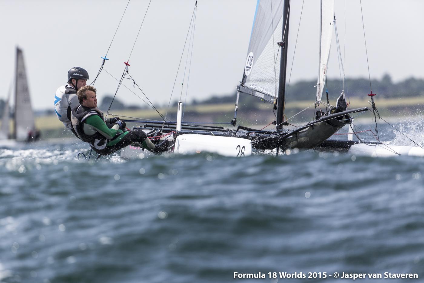 F18 Worlds 2015 - 17-07-2015 (Kiel - Germany)-5764