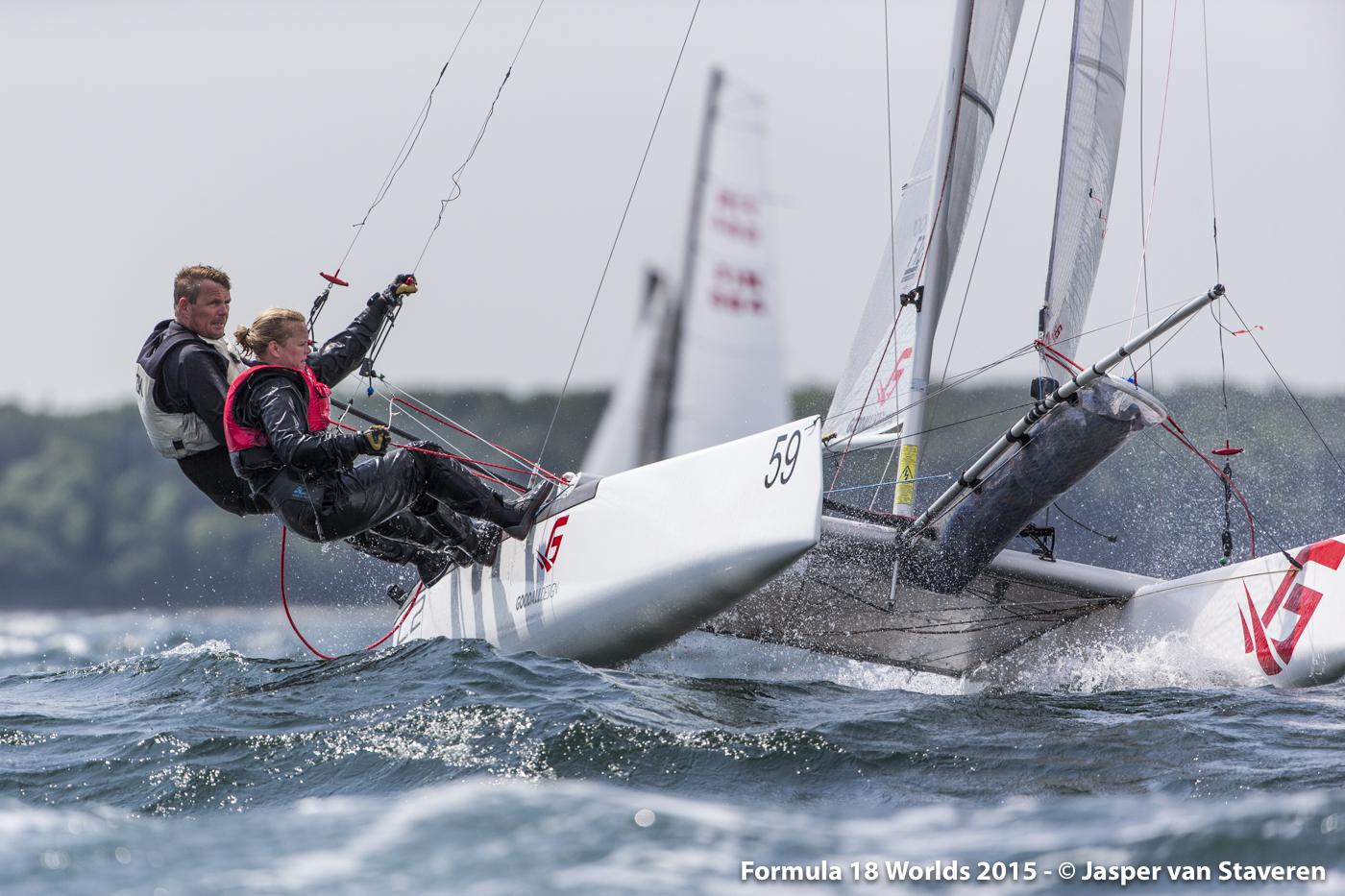 F18 Worlds 2015 - 17-07-2015 (Kiel - Germany)-5777