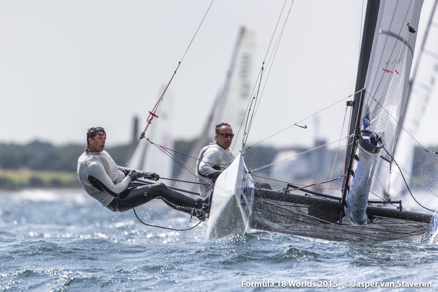 F18 Worlds 2015 - 17-07-2015 (Kiel - Germany)-5779