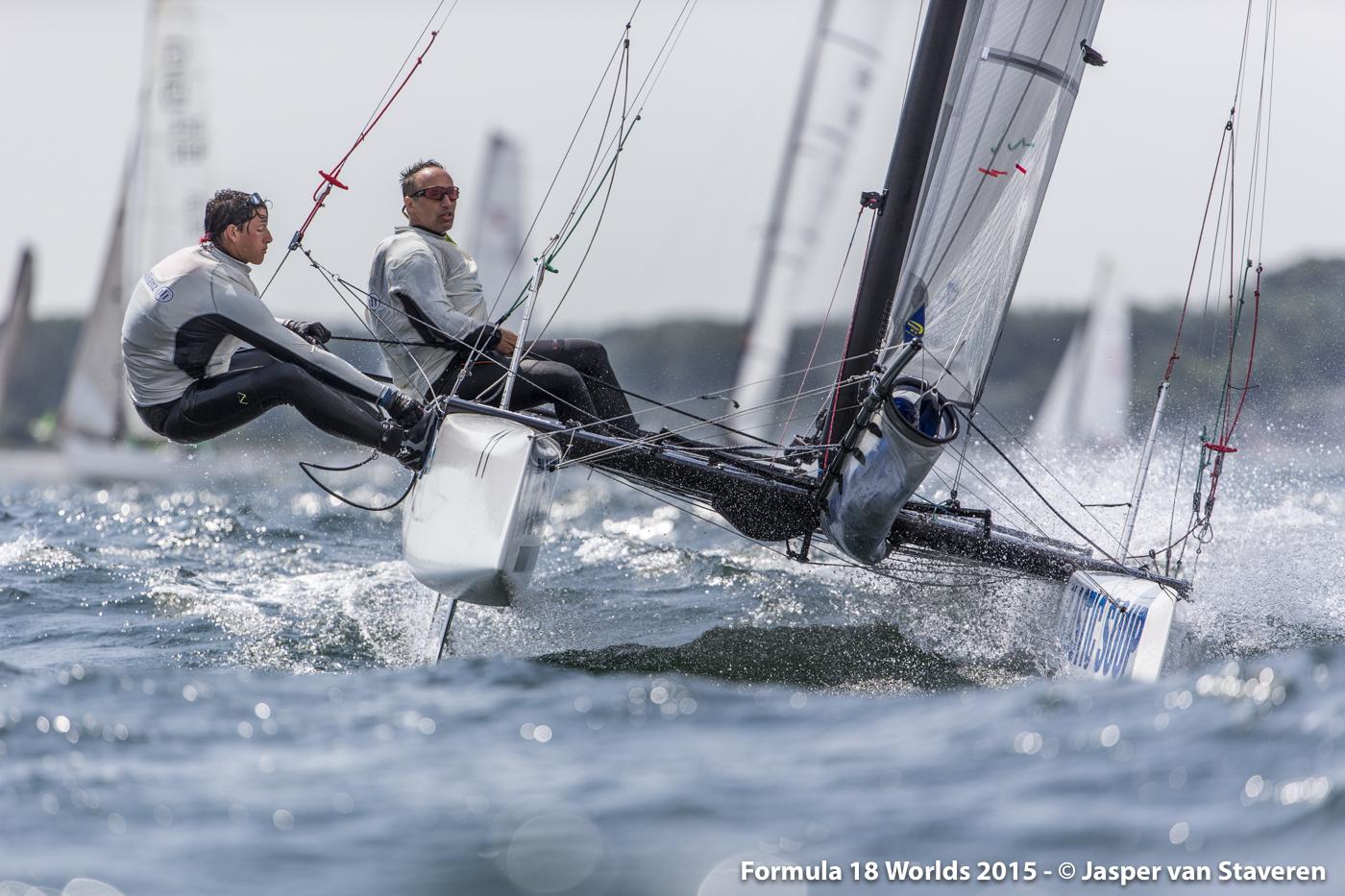 F18 Worlds 2015 - 17-07-2015 (Kiel - Germany)-5782