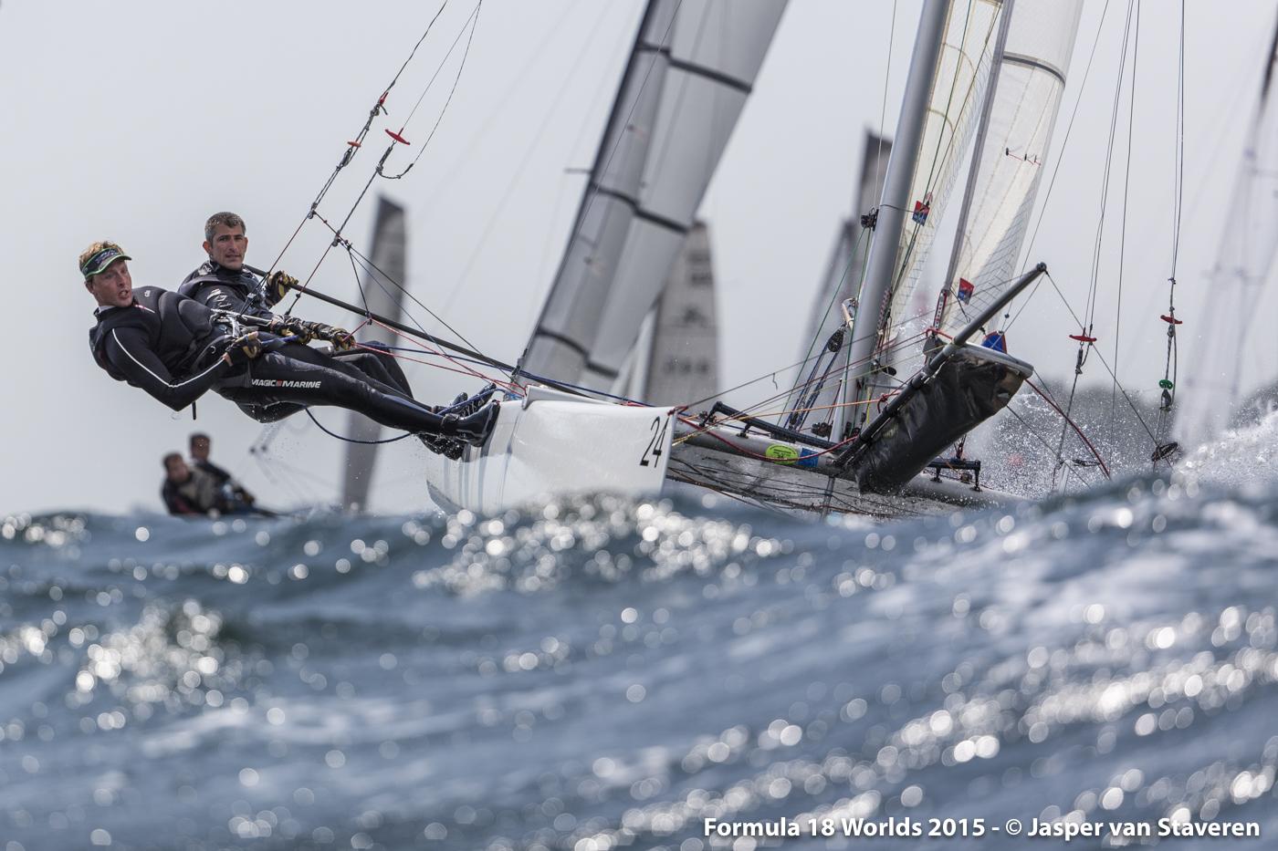 F18 Worlds 2015 - 17-07-2015 (Kiel - Germany)-5802