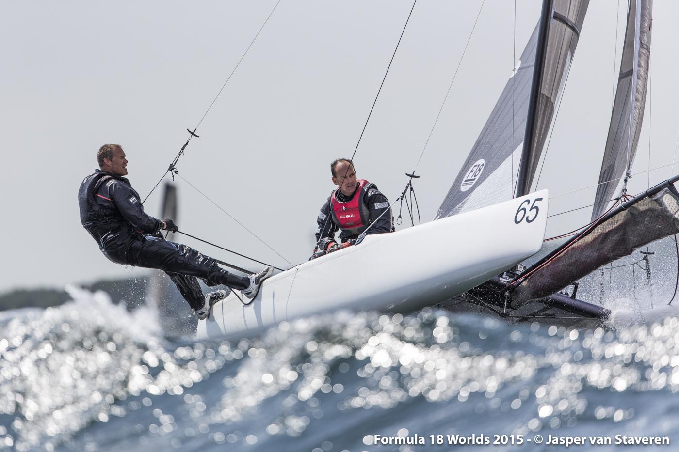 F18 Worlds 2015 - 17-07-2015 (Kiel - Germany)-5811