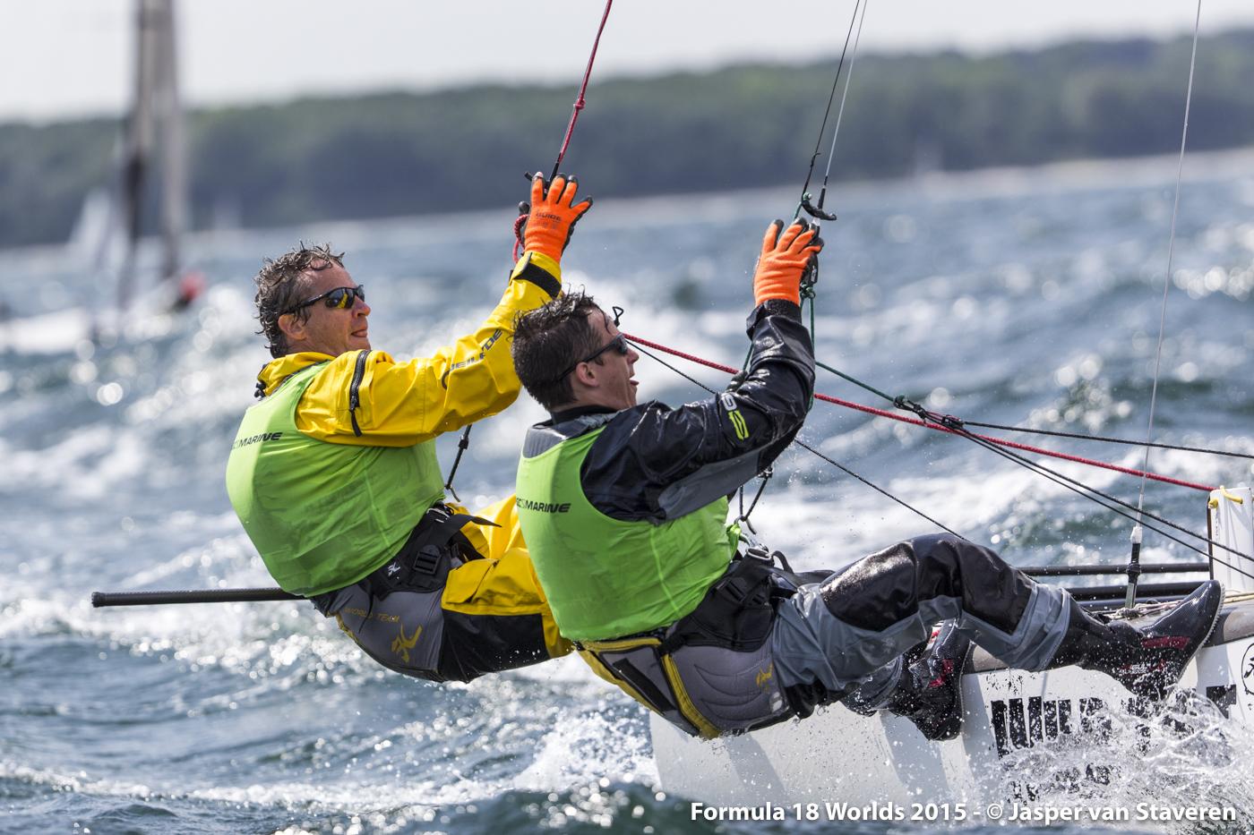 F18 Worlds 2015 - 17-07-2015 (Kiel - Germany)-5828