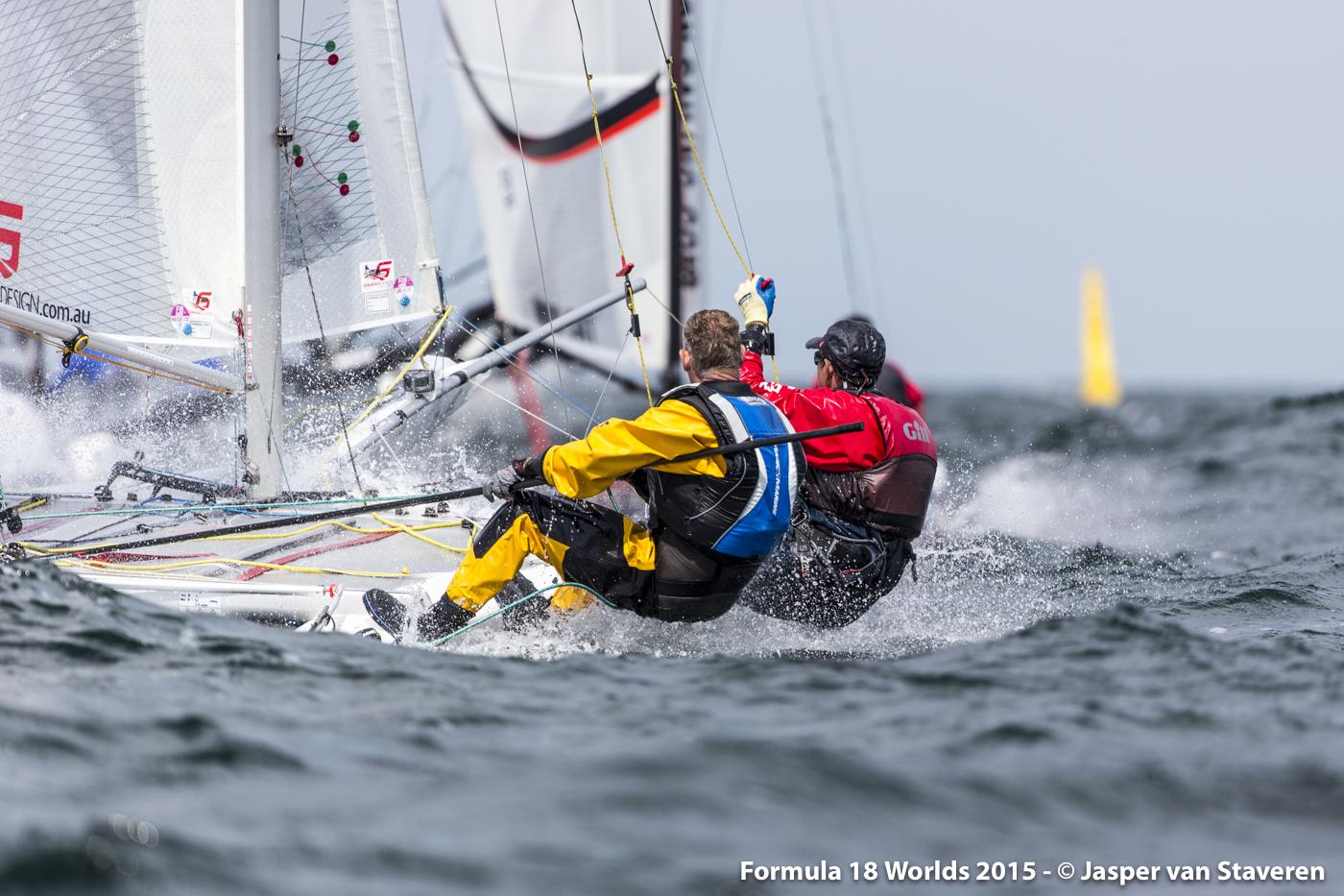 F18 Worlds 2015 - 17-07-2015 (Kiel - Germany)-5853