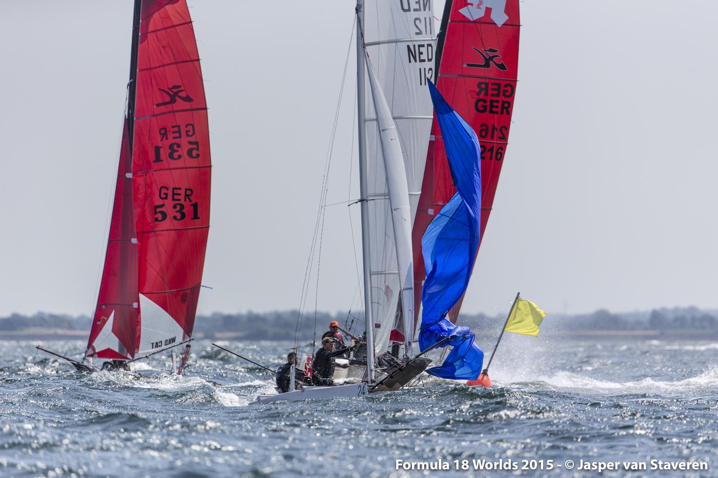 F18 Worlds 2015 - 17-07-2015 (Kiel - Germany)-5953