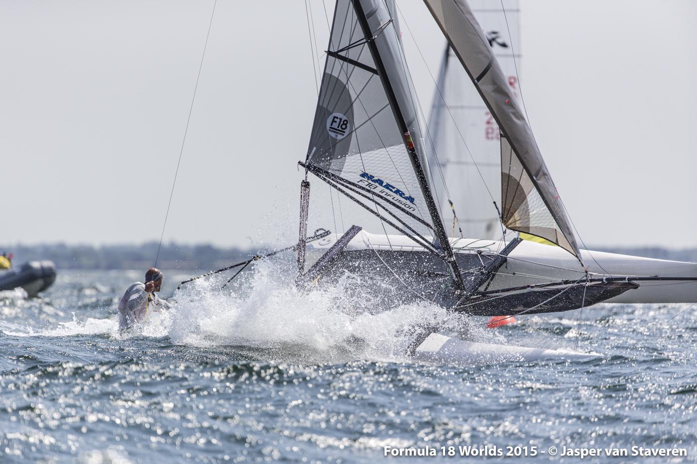 F18 Worlds 2015 - 17-07-2015 (Kiel - Germany)-6035