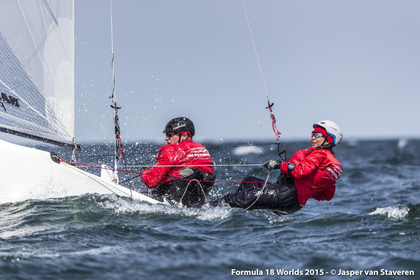 F18 Worlds 2015 - 17-07-2015 (Kiel - Germany)-6091