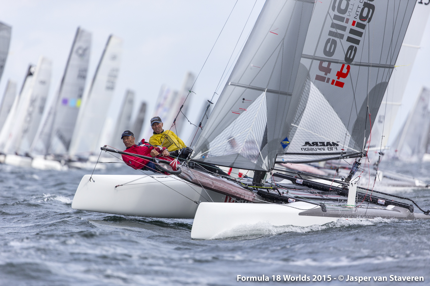 F18 Worlds 2015 - 18-07-2015 (Kiel - Germany)-6210