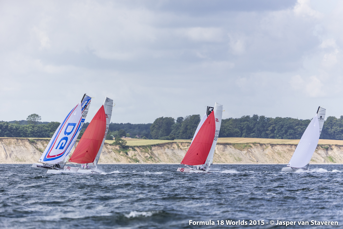 F18 Worlds 2015 - 18-07-2015 (Kiel - Germany)-6273