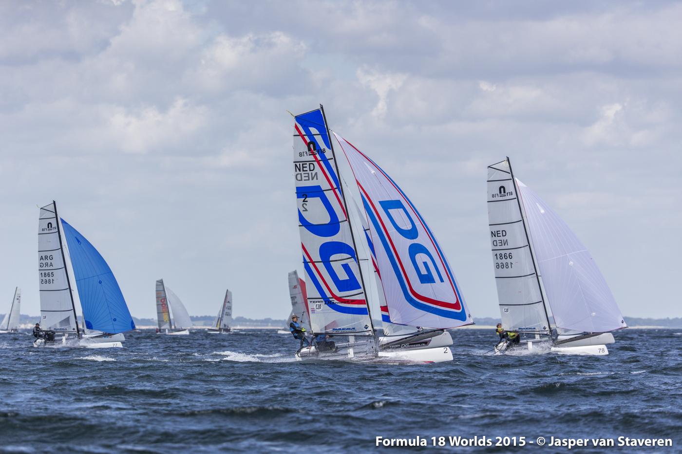 F18 Worlds 2015 - 18-07-2015 (Kiel - Germany)-6291