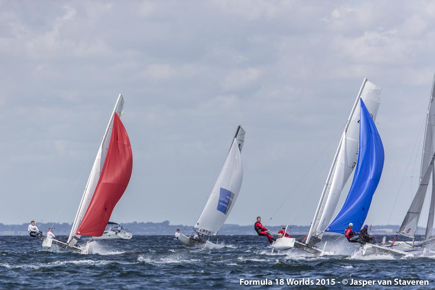 F18 Worlds 2015 - 18-07-2015 (Kiel - Germany)-6412