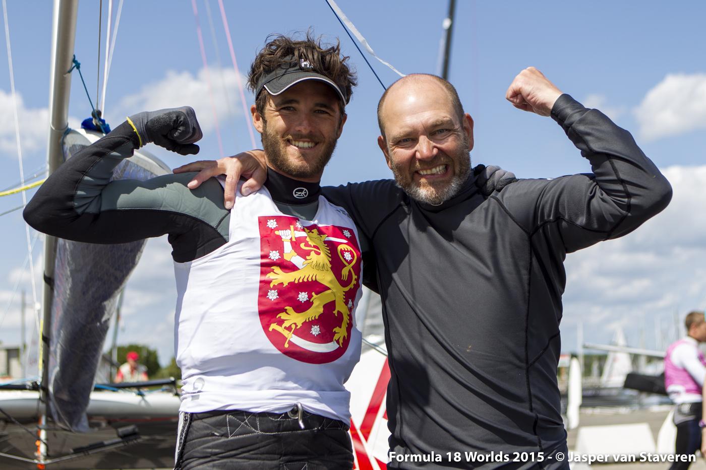 F18 Worlds 2015 - 18-07-2015 (Kiel - Germany)-7218-2