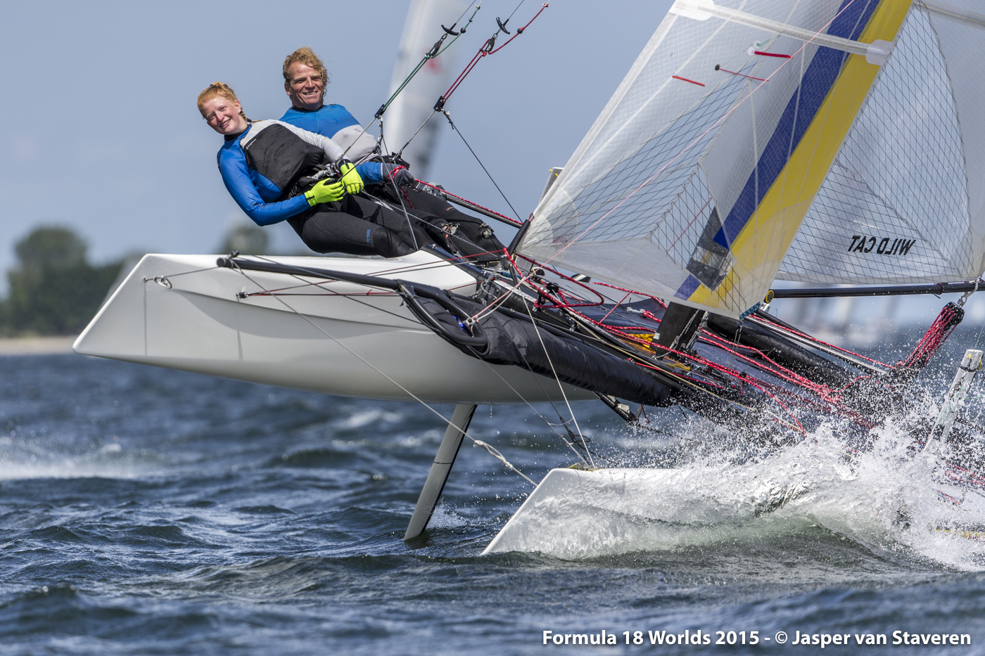 F18 Worlds 2015 - 18-07-2015 (Kiel - Germany)-7545
