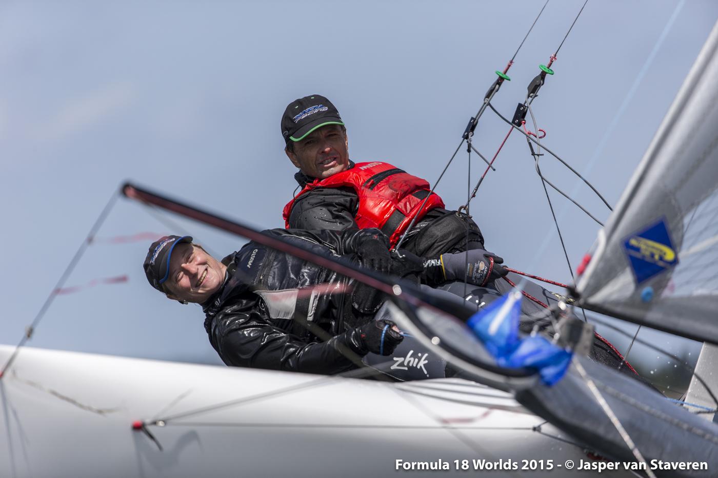 F18 Worlds 2015 - 18-07-2015 (Kiel - Germany)-7584