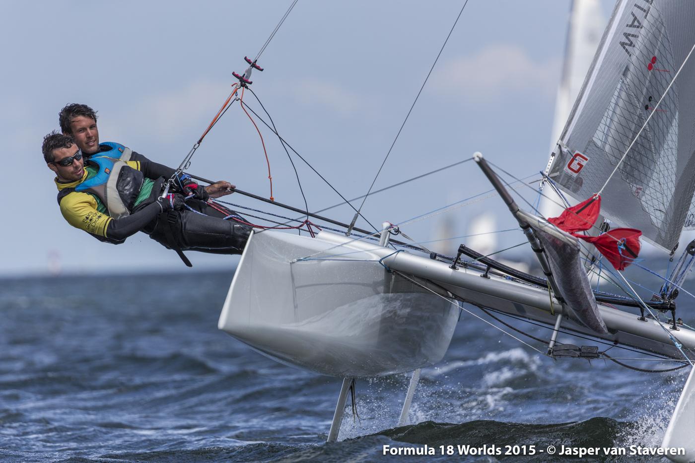 F18 Worlds 2015 - 18-07-2015 (Kiel - Germany)-7590