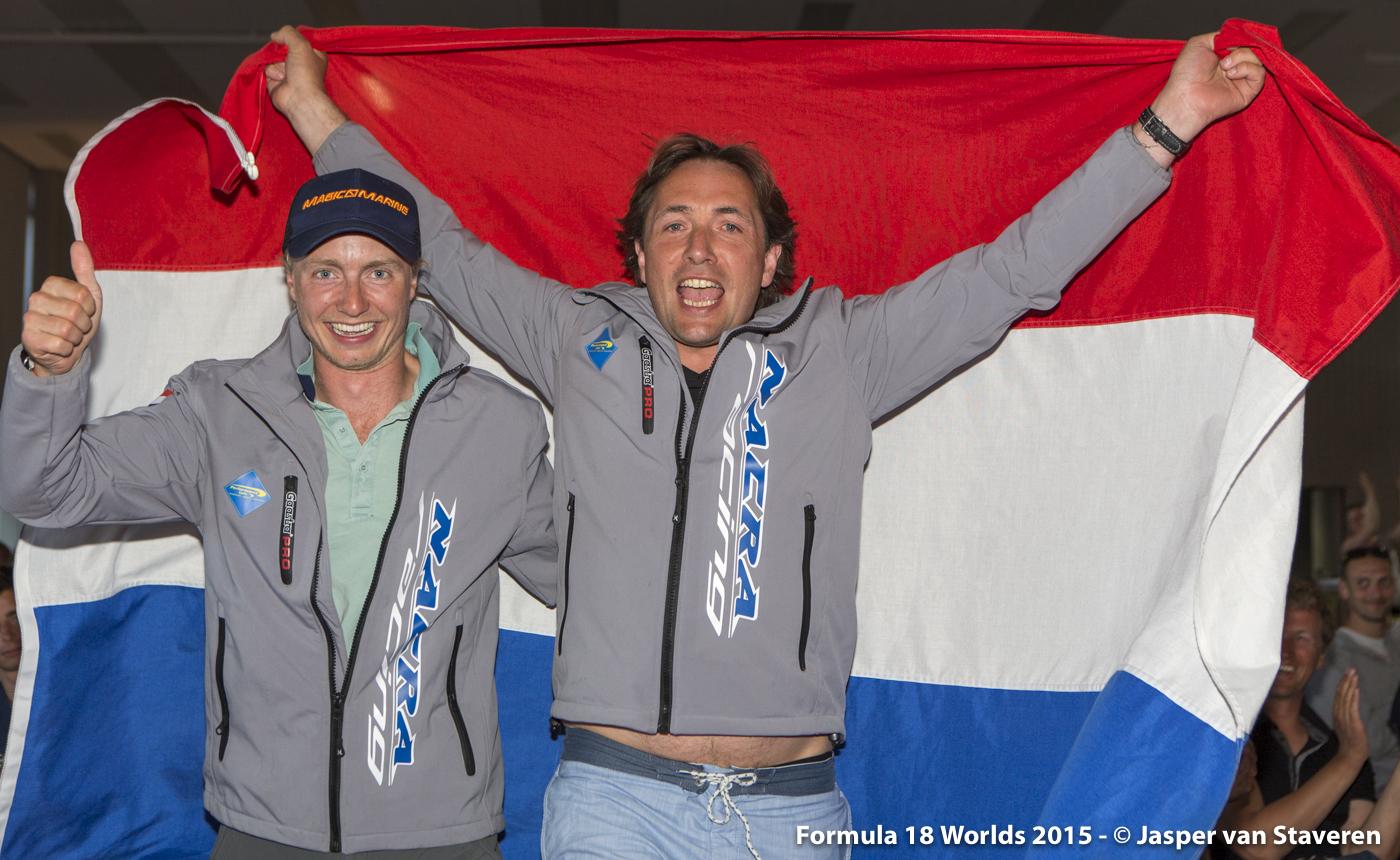 F18 Worlds 2015 - 18-07-2015 (Kiel - Germany)-7870