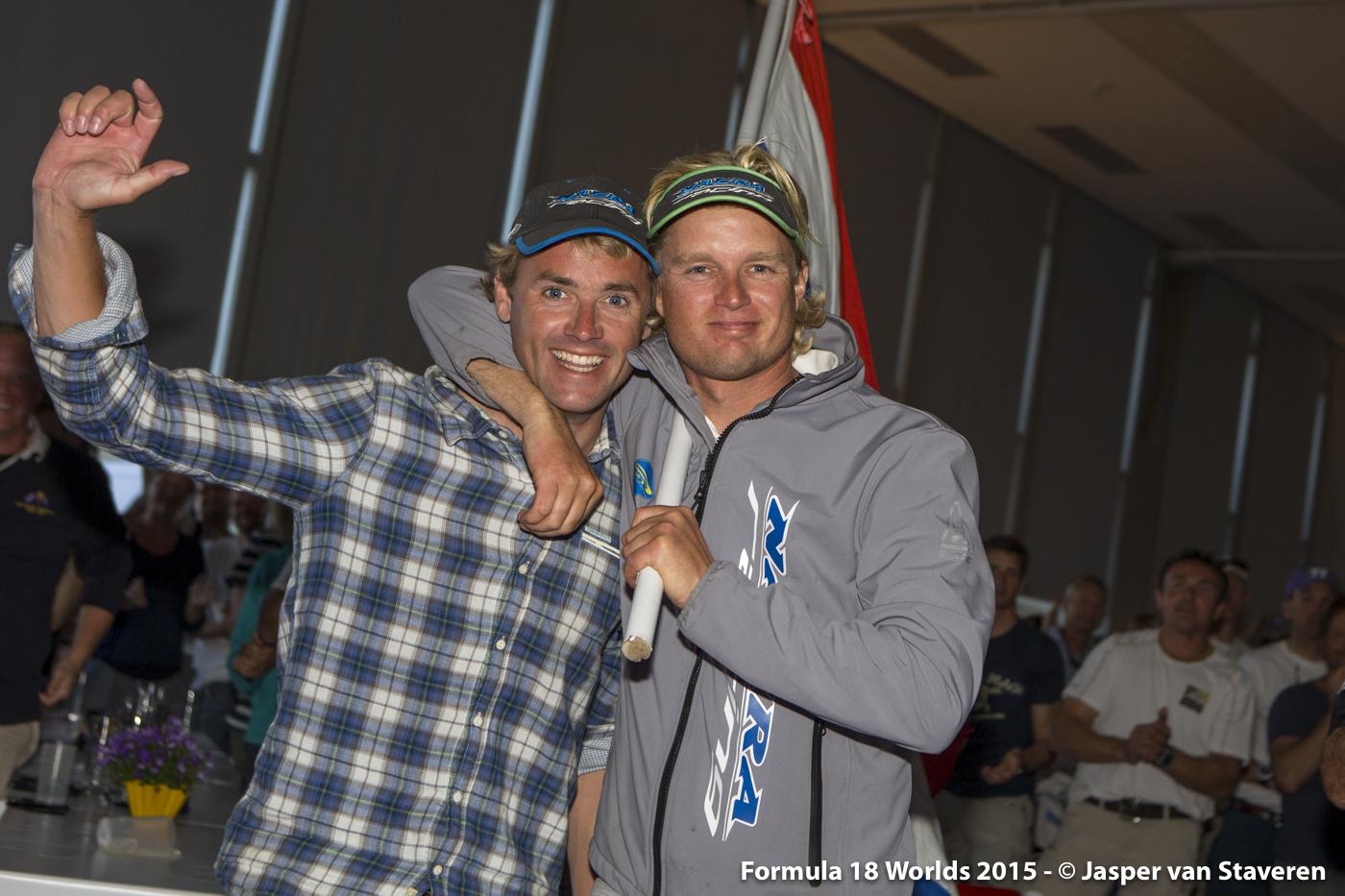 F18 Worlds 2015 - 18-07-2015 (Kiel - Germany)-7894