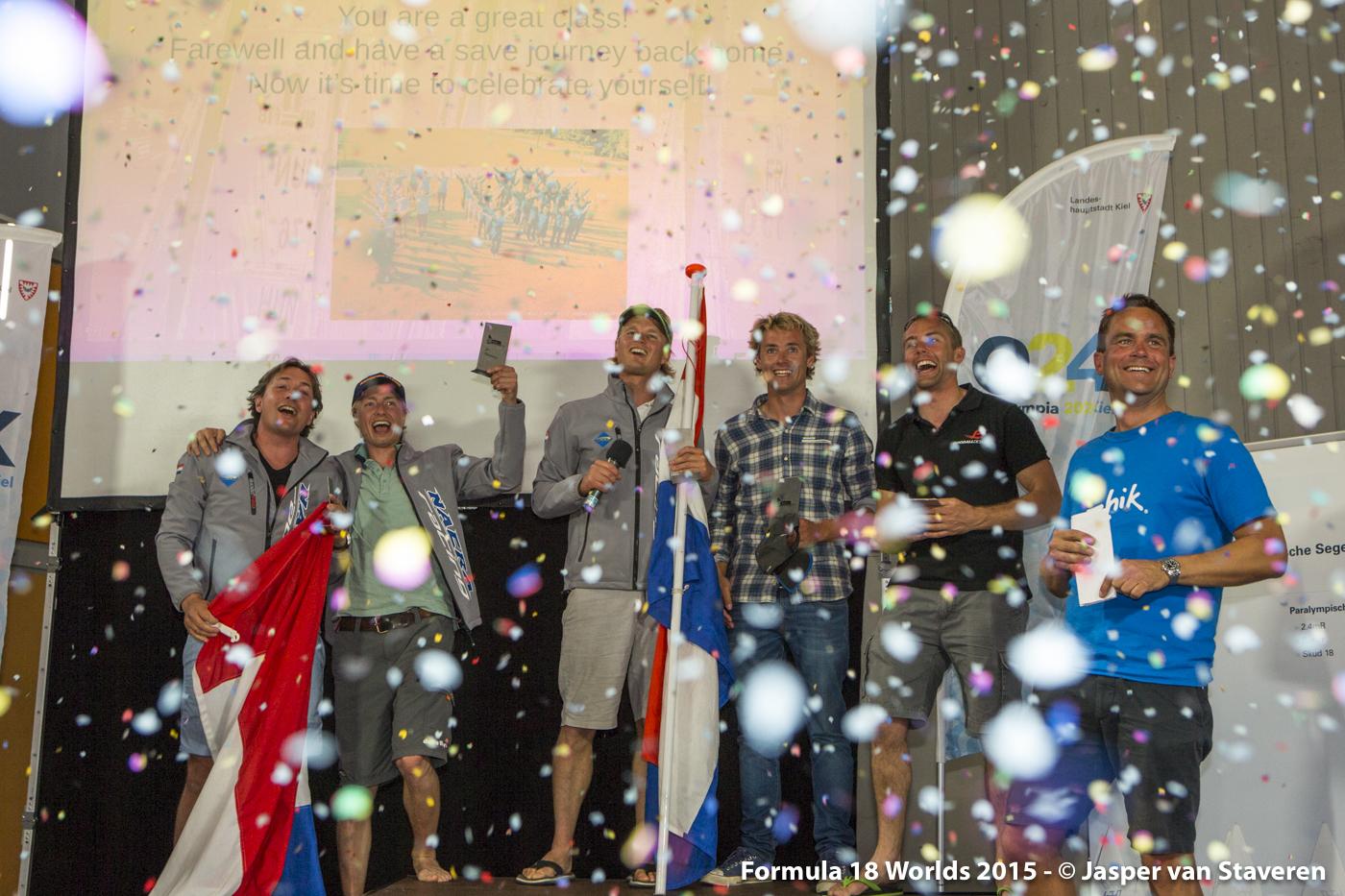 F18 Worlds 2015 - 18-07-2015 (Kiel - Germany)-7948