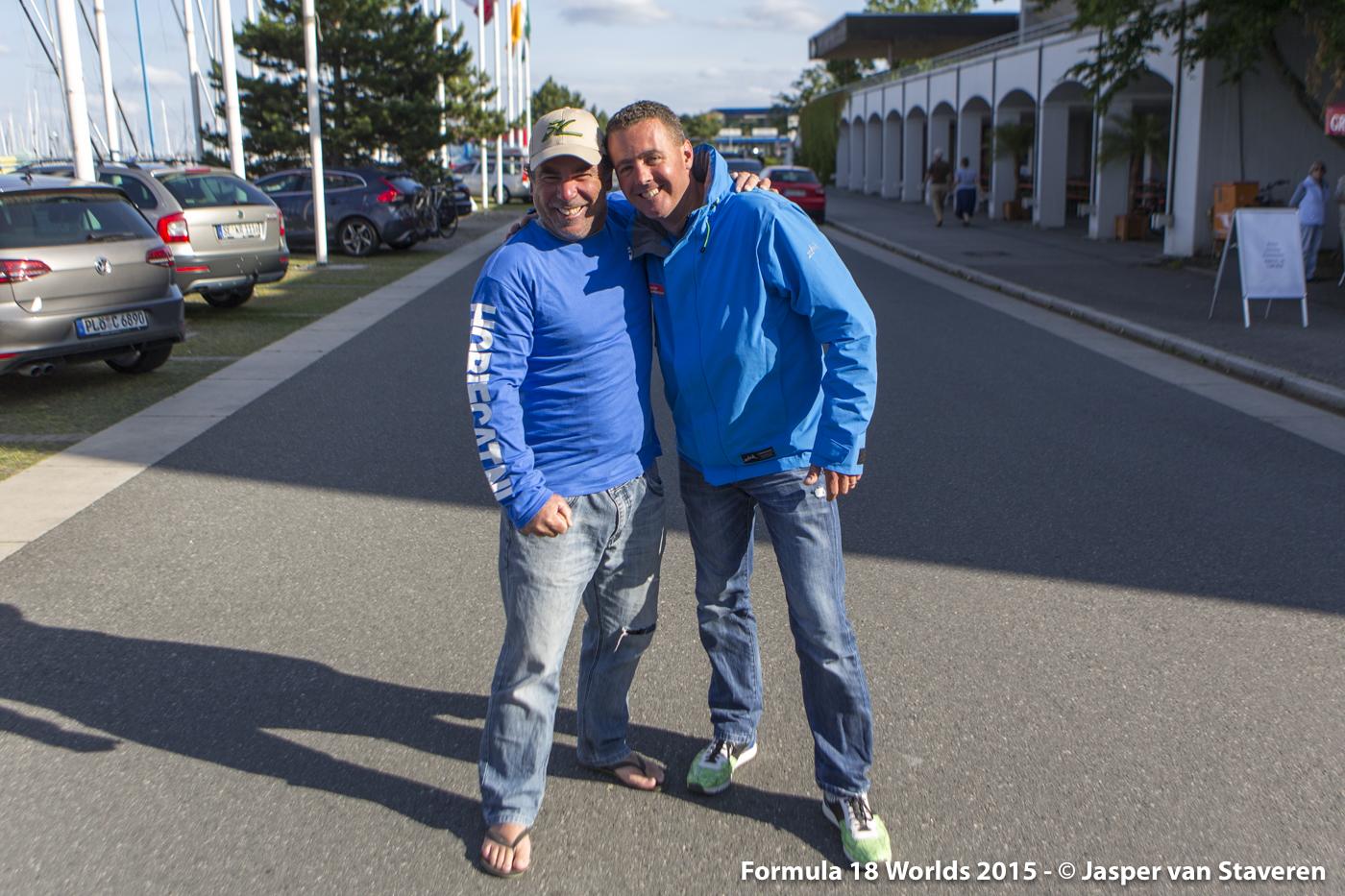 F18 Worlds 2015 - 18-07-2015 (Kiel - Germany)-7991
