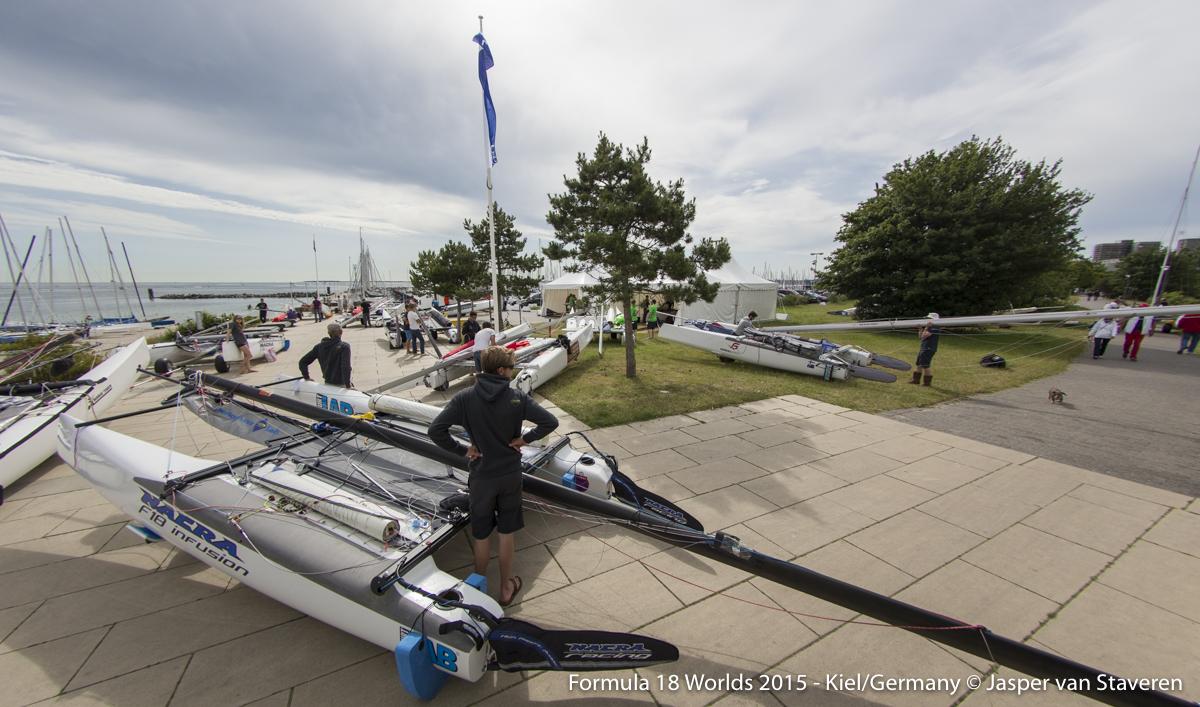 F18 Worlds 2015 - 11-07-2015 (Kiel - Germany)-7085