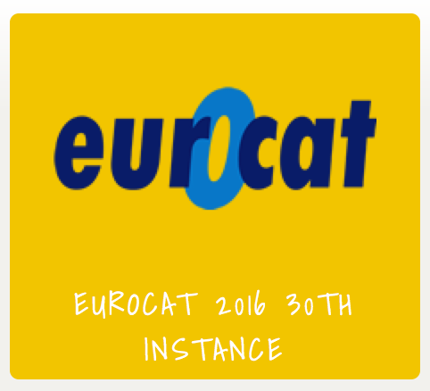 Eurocat 2016